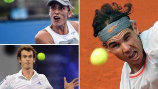 Telekinese-Tennis: Tennisspieler manipulieren den Tenissball mit der Kraft der Gedanken
