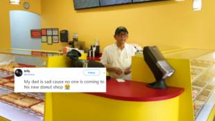 Sohn rettet Donut-Shop seiner Eltern
