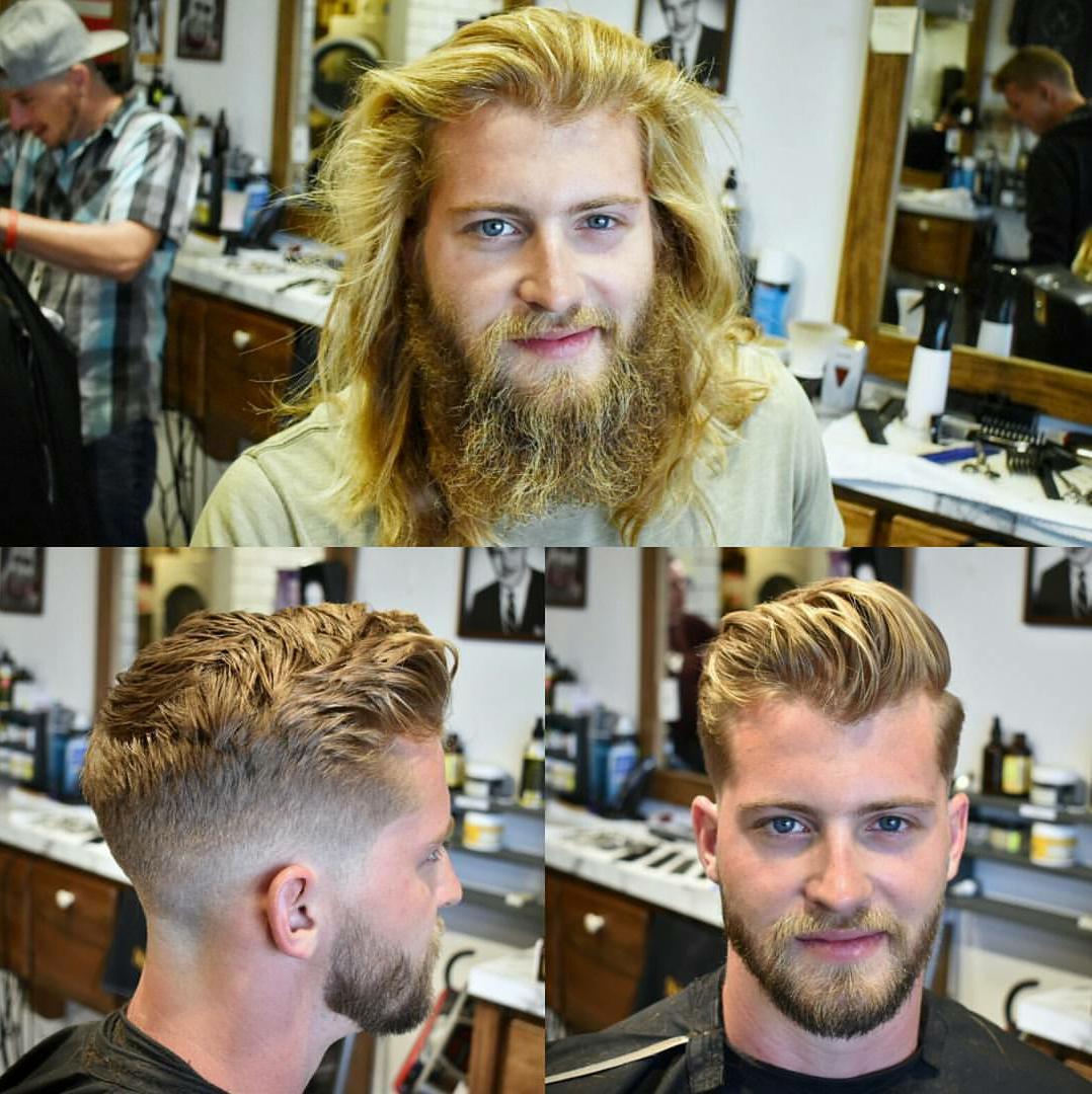 Frisuren männer hässliche Frisuren für