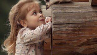 30 Gründe, warum Kinder mit Tieren aufwachsen sollten!