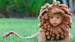 Kinderkostüme für Karneval: 12 niedliche Ideen, die auch dein Baby lieben wird!