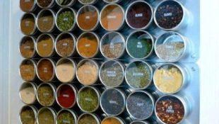Tipps und Ideen, wie Sie die Küchenschränke & Co in Ordnung bringen können