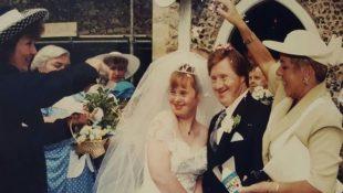 Down-Syndrom Ehepaar nach 23 Jahren immer noch glücklich